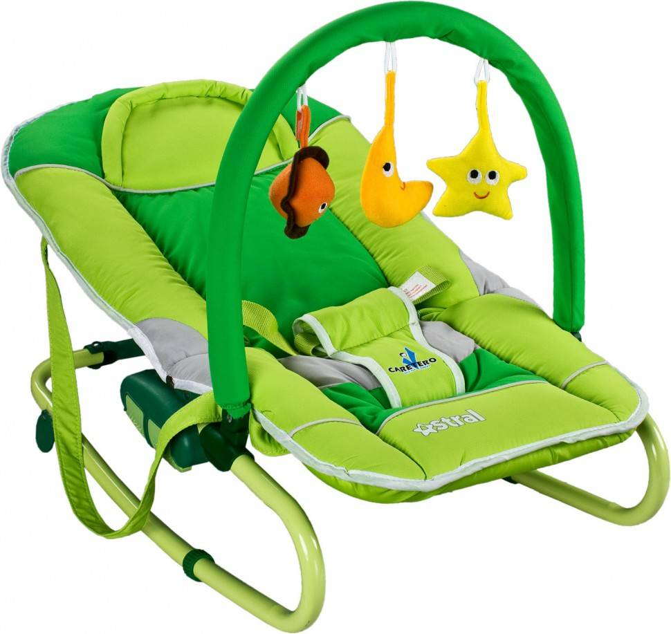 Детские кресла-качалки и шезлонги 57